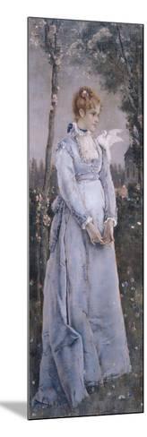 Spring, 1876-Alfred Emile Leopold Joseph Victor Stevens-Mounted Giclee Print