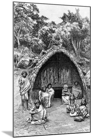 Todas, India, 1895-Armand Kohl-Mounted Giclee Print
