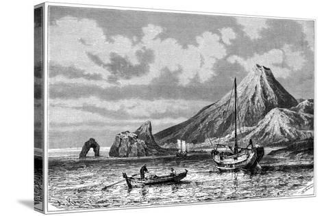 Cape Horner, Japan, 1895-Armand Kohl-Stretched Canvas Print