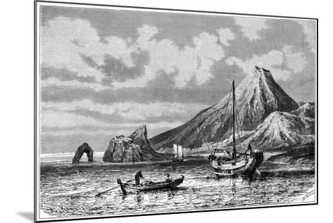 Cape Horner, Japan, 1895-Armand Kohl-Mounted Giclee Print