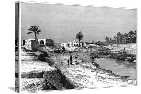 Cabes, Tunisia, 1895-Armand Kohl-Stretched Canvas Print