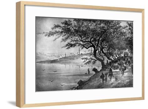 From Cairo and Upper Egypt, 19th Century-Alfred-Henri Darjou-Framed Art Print