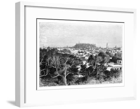 Aleppo, Syria, 1895-Armand Kohl-Framed Art Print