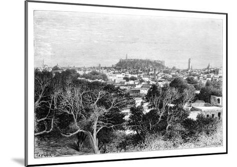 Aleppo, Syria, 1895-Armand Kohl-Mounted Giclee Print