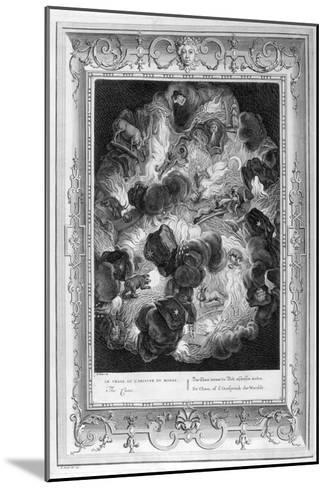 The Chaos, 1733-Bernard Picart-Mounted Giclee Print
