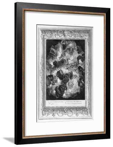 The Chaos, 1733-Bernard Picart-Framed Art Print