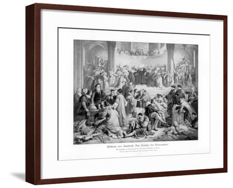 The Age of the Reformation, 1900- Benoist-Framed Art Print