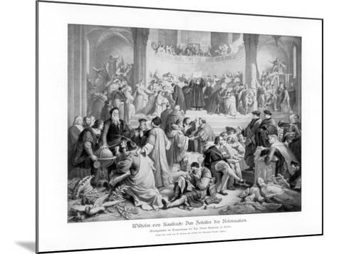 The Age of the Reformation, 1900- Benoist-Mounted Giclee Print