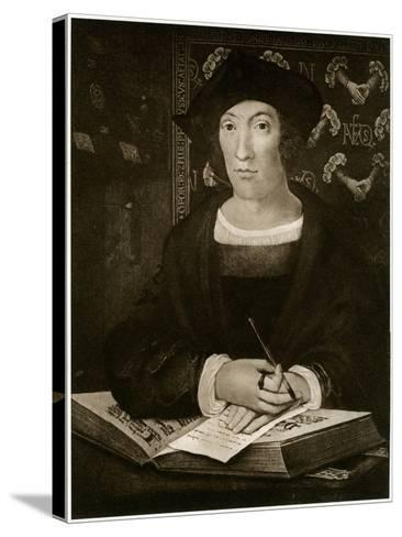 Joris Van Zelle, C1519-Bernaert Van Orley-Stretched Canvas Print
