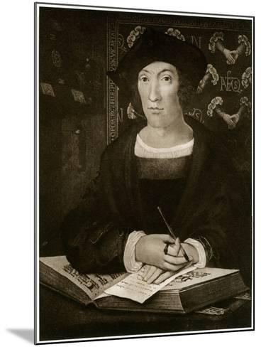 Joris Van Zelle, C1519-Bernaert Van Orley-Mounted Giclee Print