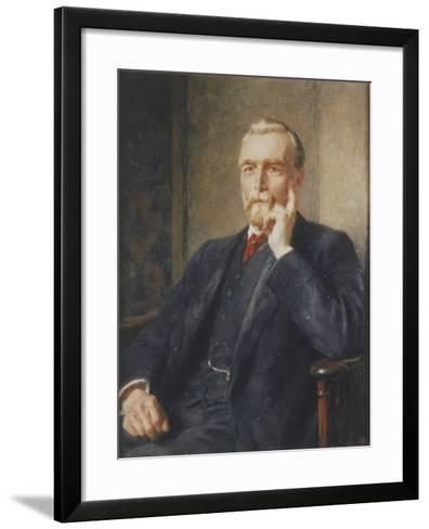 Alfred Fowell Buxton, 1917-Briton Riviere-Framed Art Print