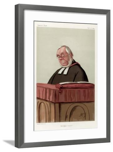 Merchant Taylors, the Reverend James Augustus Hessey Dcl, 1874-Carlo Pellegrini-Framed Art Print