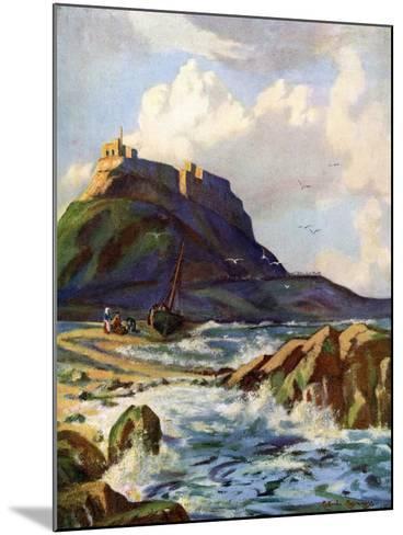 Lindisfarne, Northumberland, 1924-1926-Catharine Chamney-Mounted Giclee Print