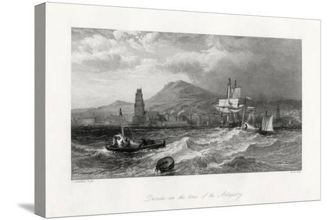 Dundee, Scotland, 19th Century-E Goodall-Stretched Canvas Print