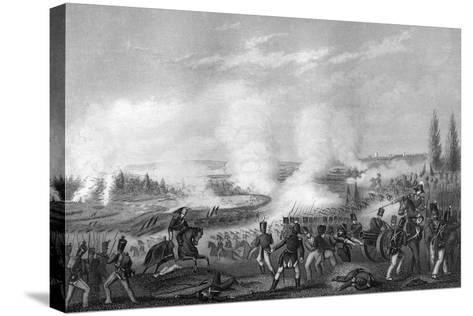 Battle of Talavera, Spain, 27-28 July 1809-DJ Pound-Stretched Canvas Print