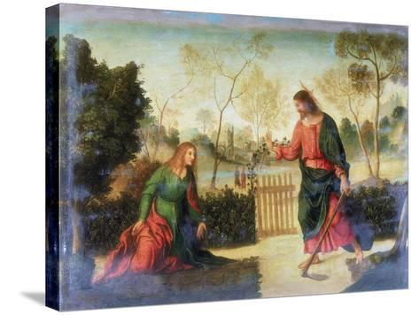 Noli Me Tangere, Early 16th Century-Dosso Dossi-Stretched Canvas Print