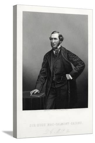 Sir Hugh Mac-Calmont Cairns, British Statesman, C1880-DJ Pound-Stretched Canvas Print