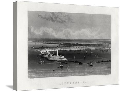Alexandria, Egypt, 19th Century-Edward Paxman Brandard-Stretched Canvas Print