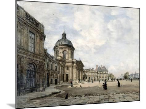 Institute of France, Paris, 1887-Emmanuel Lansyer-Mounted Giclee Print