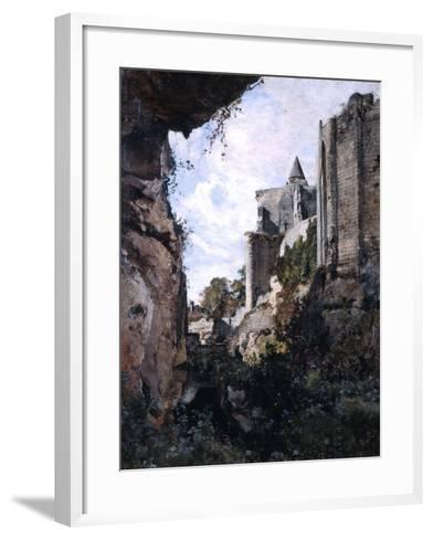 The Castle, 1882-Emmanuel Lansyer-Framed Art Print