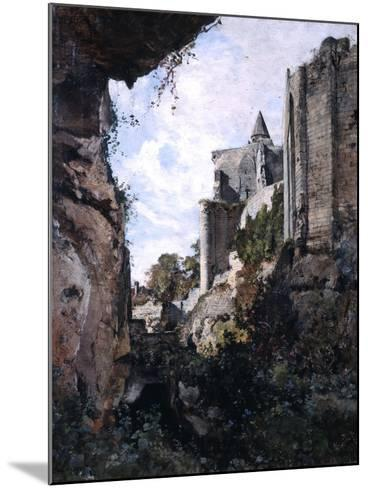 The Castle, 1882-Emmanuel Lansyer-Mounted Giclee Print