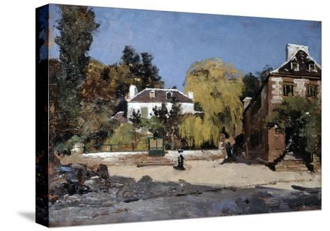 Saint Loup, 1869-Emmanuel Lansyer-Stretched Canvas Print