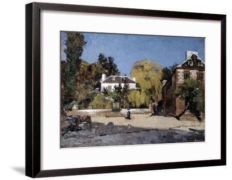 Saint Loup, 1869-Emmanuel Lansyer-Framed Art Print