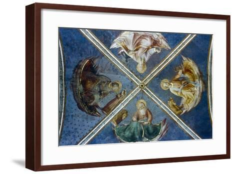The Four Evangelists, Mid 15th Century-Fra Angelico-Framed Art Print