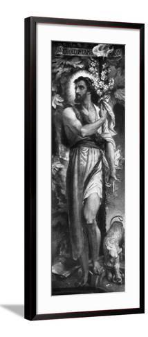 John the Baptist, 1926-Frederic Shields-Framed Art Print
