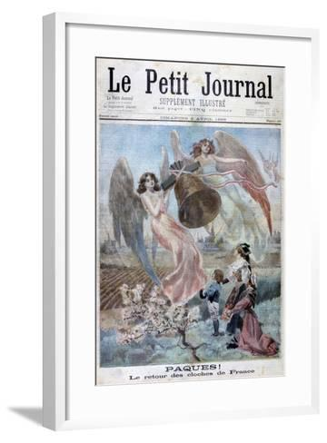 Easter!, 1899-F Meaulle-Framed Art Print