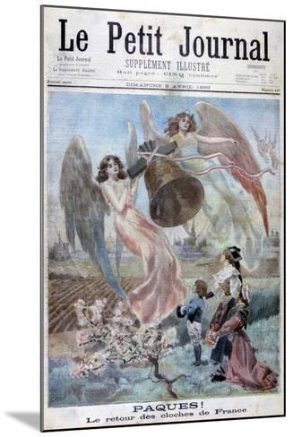 Easter!, 1899-F Meaulle-Mounted Giclee Print