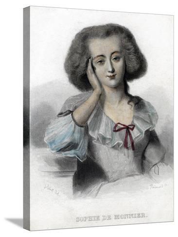 Sophie De Monnier, 19th Century- Ferdinand-Stretched Canvas Print