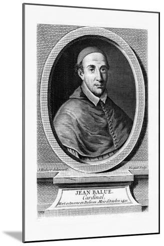 Jean Balue, French Cardinal- Ficquet-Mounted Giclee Print