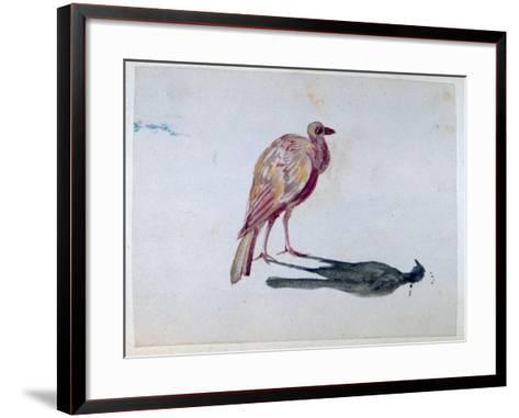 Bird, 1820-1876-George Sand-Framed Art Print