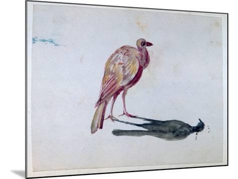 Bird, 1820-1876-George Sand-Mounted Giclee Print
