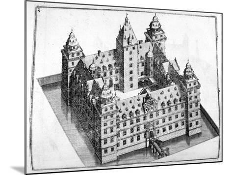 Chateau Design, 1664-Georg Andreas Bockler-Mounted Giclee Print