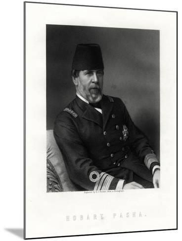 Augustus Charles Hobart-Hampden, (1822-188), English Naval Captain-George J Stodart-Mounted Giclee Print