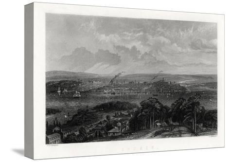 Sydney, Australia, 1883-G Greatbach-Stretched Canvas Print