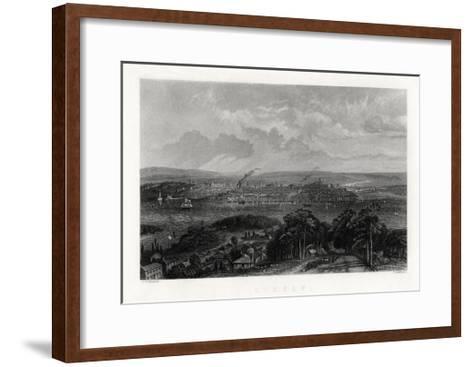 Sydney, Australia, 1883-G Greatbach-Framed Art Print