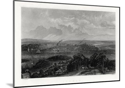 Sydney, Australia, 1883-G Greatbach-Mounted Giclee Print