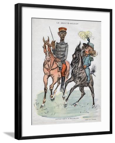 Nouvelle Preuve De Bienveillance-Garnier-Framed Art Print
