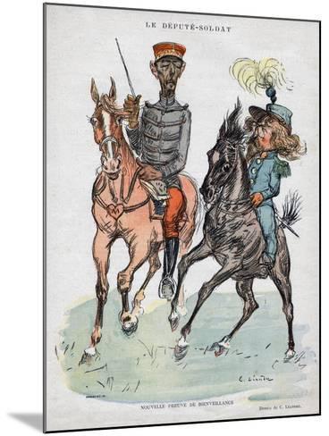 Nouvelle Preuve De Bienveillance-Garnier-Mounted Giclee Print