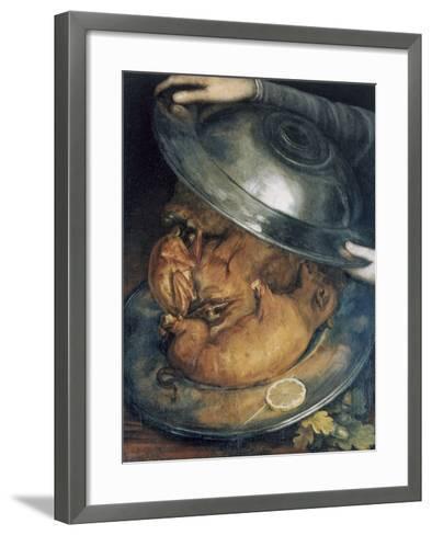 The Cook, C1570-Giuseppe Arcimboldi-Framed Art Print