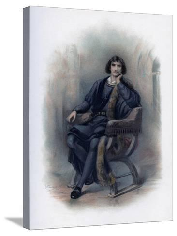 Hamlet, 1891-H Saunders-Stretched Canvas Print