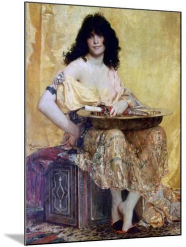 Salomé, 1870-Henri Alexandre Georges Regnault-Mounted Giclee Print