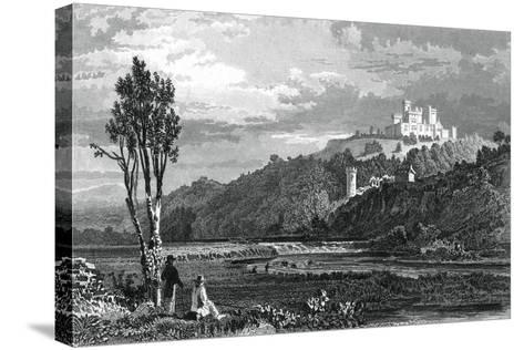 Coltsman's Castle, County Cork, C1800-1850-H Winkles-Stretched Canvas Print
