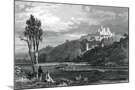 Coltsman's Castle, County Cork, C1800-1850-H Winkles-Mounted Giclee Print