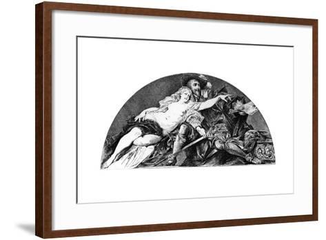 Peter Paul Rubens, Flemish Baroque Artist, C1880-1882-Hans Makart-Framed Art Print