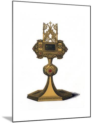 Reliquary, 15th Century-Henry Shaw-Mounted Giclee Print
