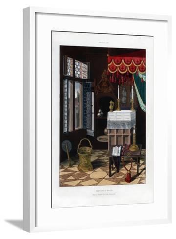 Religious Utensils, C1520-Henry Shaw-Framed Art Print